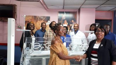 Help for Jamaica Hospitals